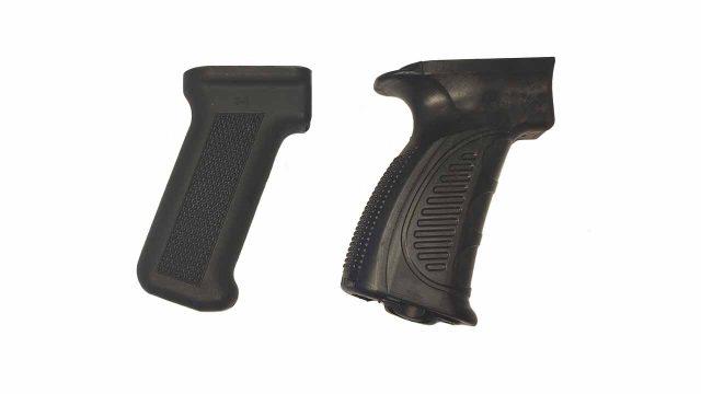 Рукоятка АСПАК 74.004.00Д для АК-74, Сайга
