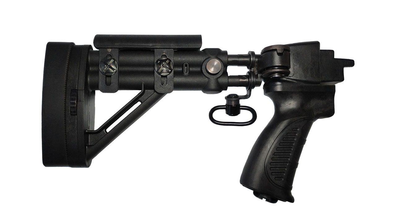 Приклад телескопический для Сайга 12, 20 Охотвариант.